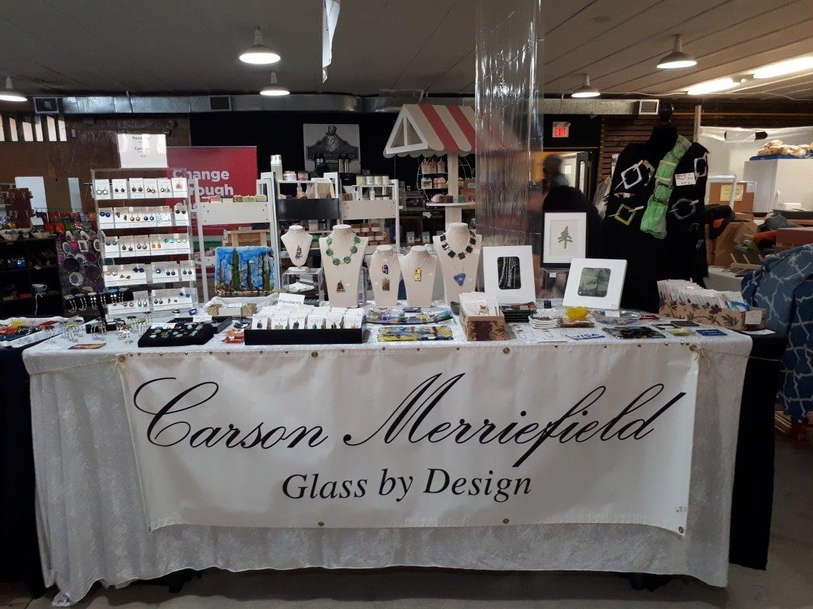 Carson Merrifield – Glass by Design