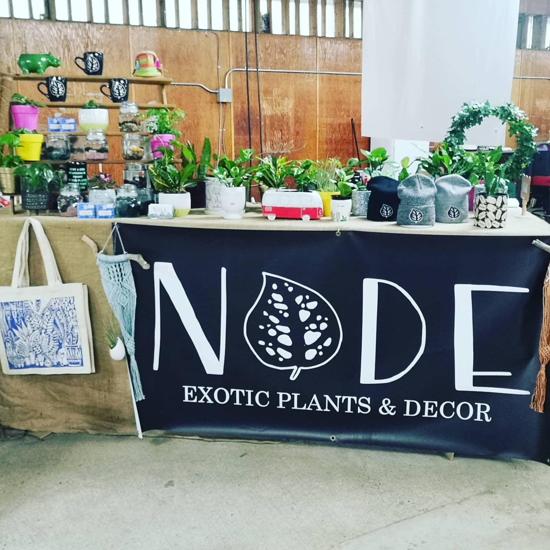 Node Exotics