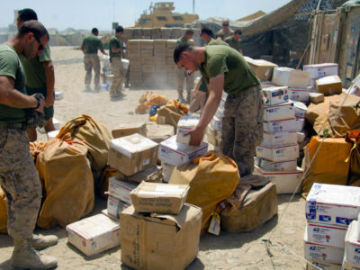 Care Packages to Afghanistan