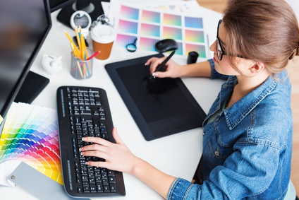 Your choice of graphic designers