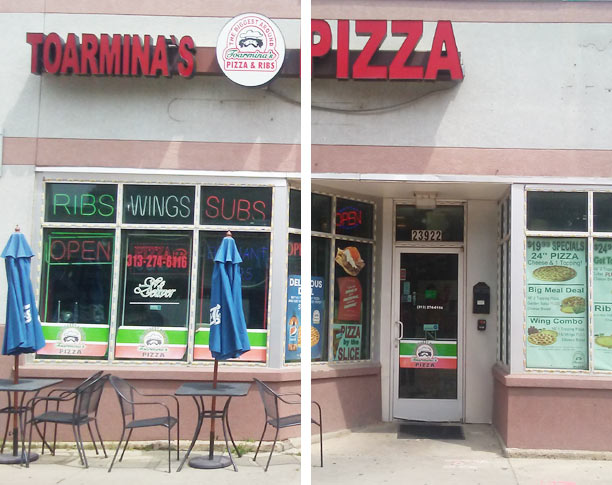 Toarmina's Pizza Shop