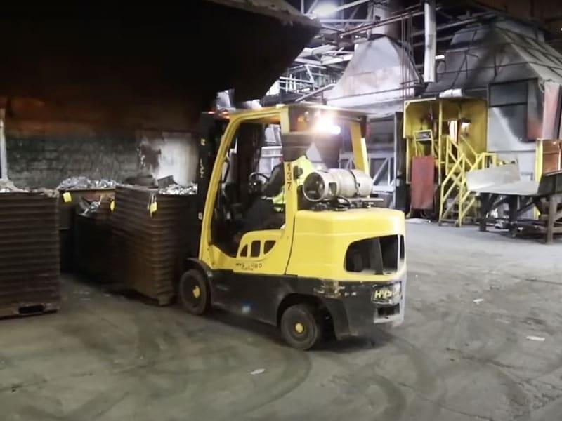 Aleris - Richmond Corporate Video