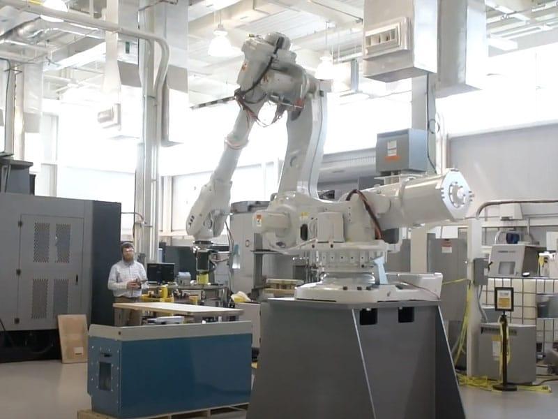 CCAM manufacturing video