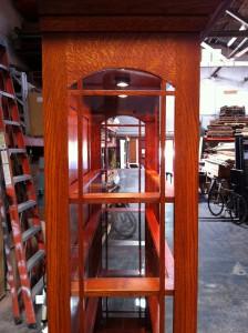 Arts and Craft China Hutch
