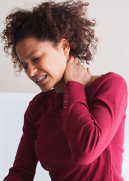 Genesis Chiropractic - Symptoms & Disorders - Spine-Related - Neck & Back Pain