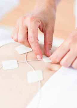 Genesis Chiropractic - Treatment & Therapies - Electro Therapy