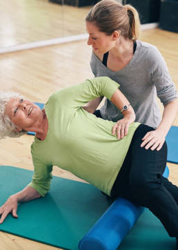 Genesis Chiropractic - Treatment & Therapies - Myofascial Release Therapy