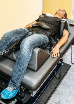 Genesis Chiropractic - Treatment & Therapies - Spinal Decompression Therapy