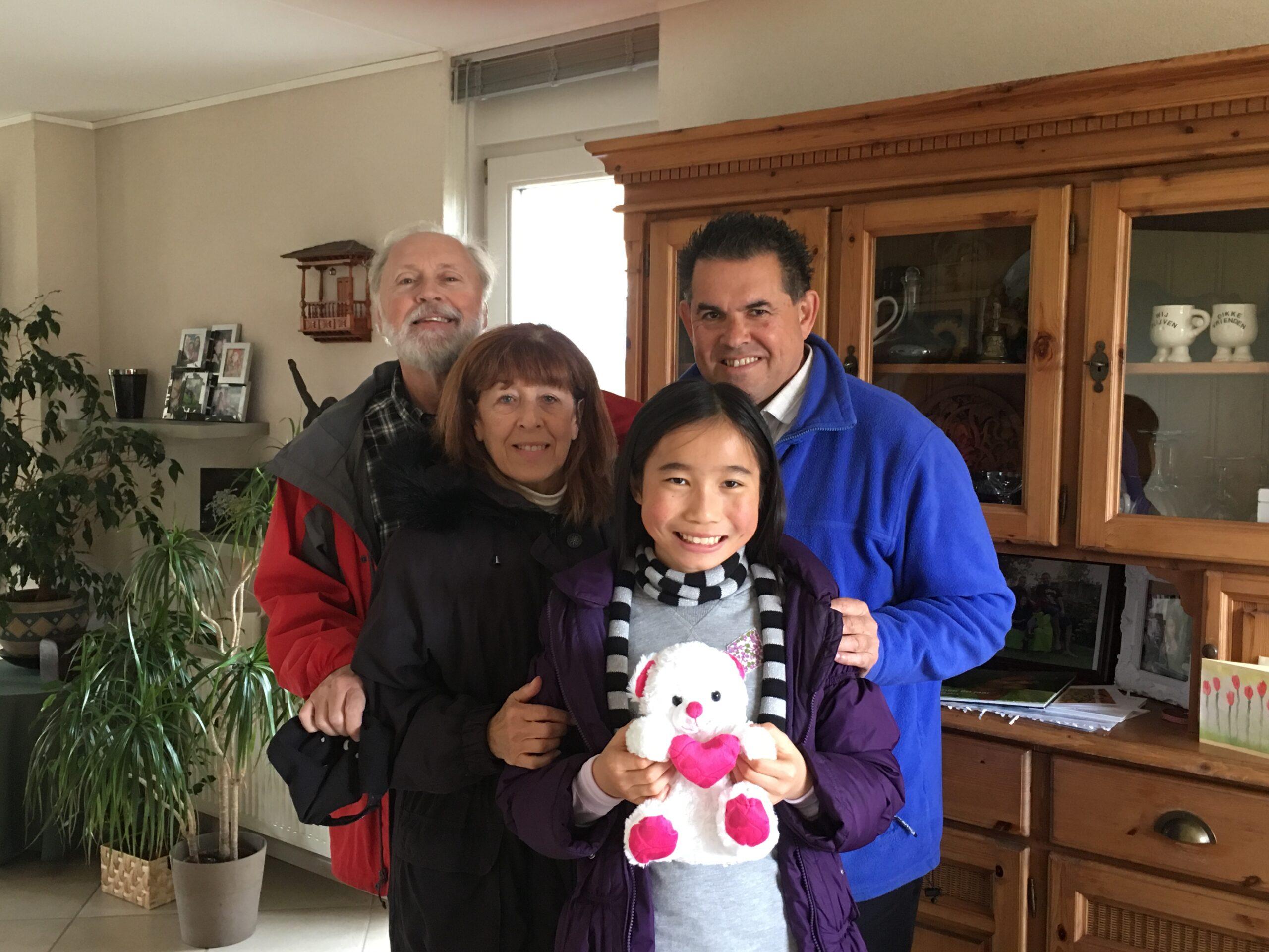 Visiting our good friend Evangelist Jaap Dieleman in the Netherlands