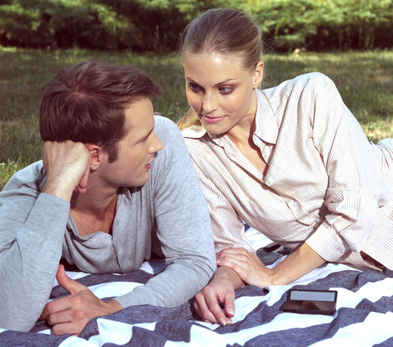 An Important Ingredient for Happiness in ANY Relationship:  Being Noticed