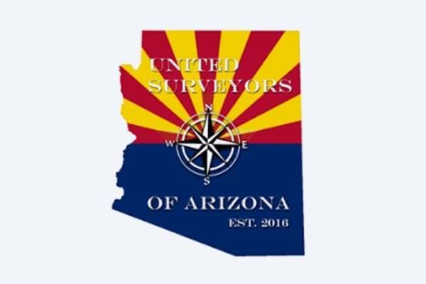 logo - United Surveyors of Arizona