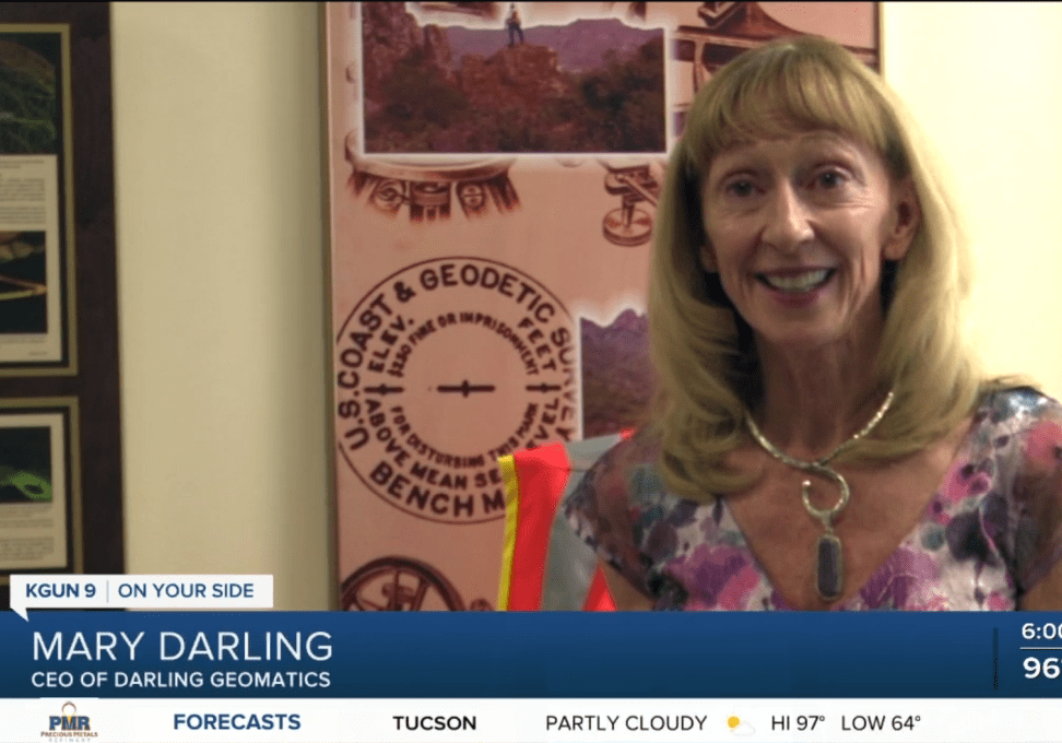 Mary Darling drone safety interview