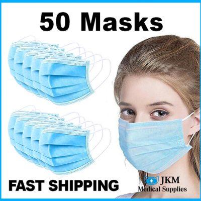 Disposable Face Masks JKM Medical Supplies