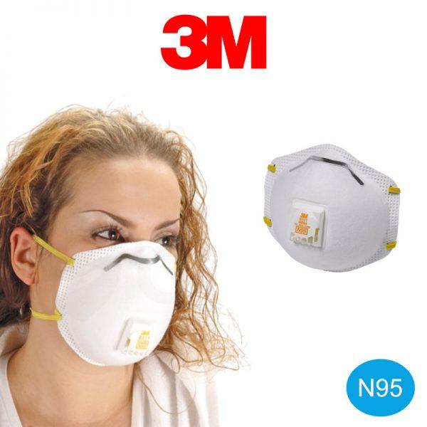 JKM Medical Supples 3M N95 Mask