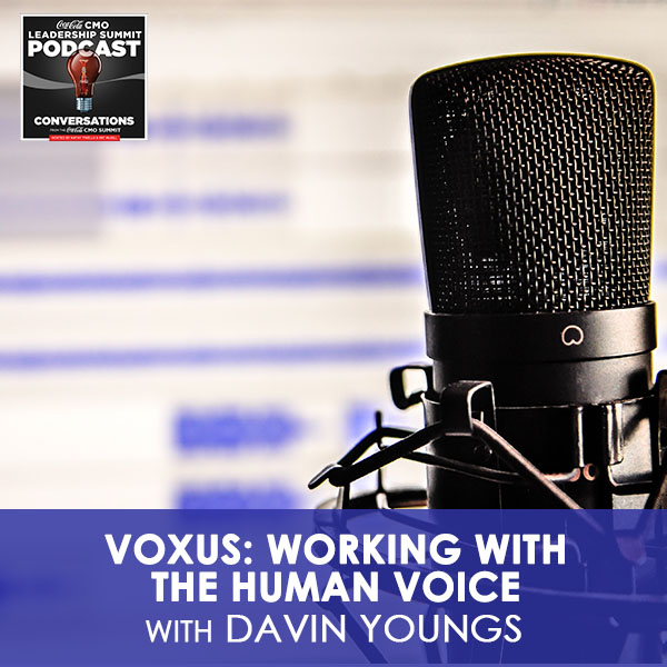 VOXUS: Working With The Human Voice with Davin Youngs