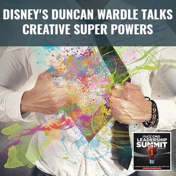 Disney's Duncan Wardle Talks Creative Super Powers