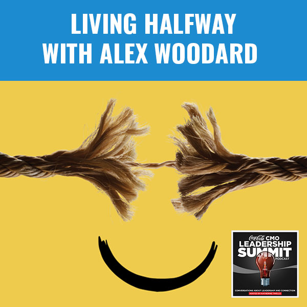 Living Halfway With Alex Woodard