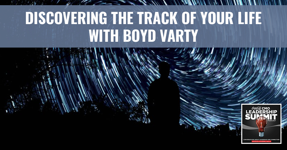 CMO Boyd | Finding Your Authentic Path