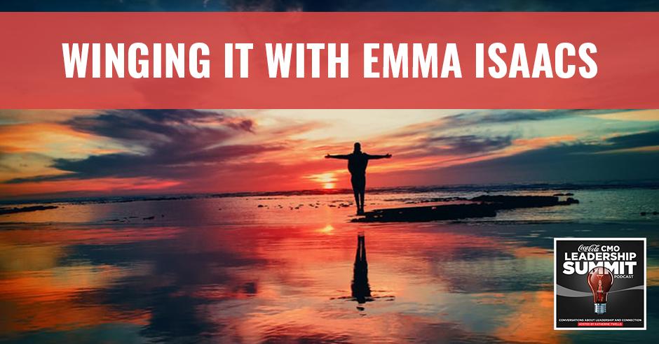 CMO Emma | Winging It