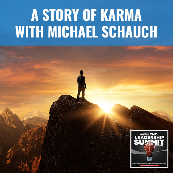 A Story Of Karma With Michael Schauch