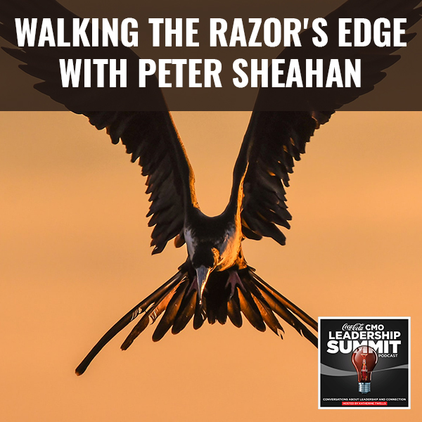 Walking The Razor's Edge With Peter Sheahan