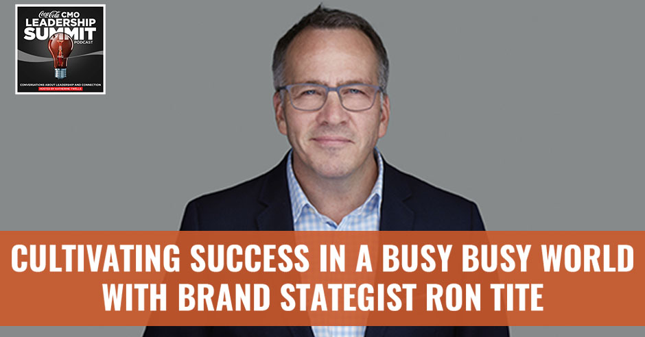 CMO Ron | Power Of Stories