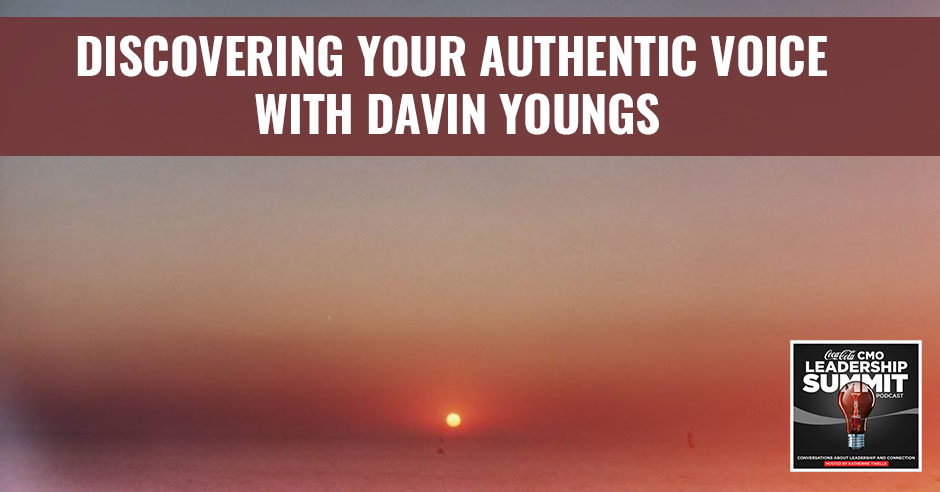 CMO David | Discover Your Authentic Voice