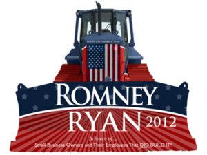 Romney Ryan Dozer