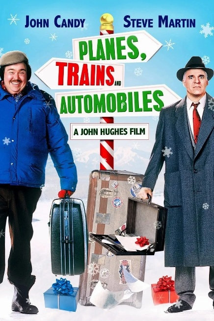 Plains, Trains and Automobiles