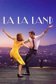 La La Land is FULL of THAT DOESN'T HAPPEN moments.  Silly musicals.  4/14/21