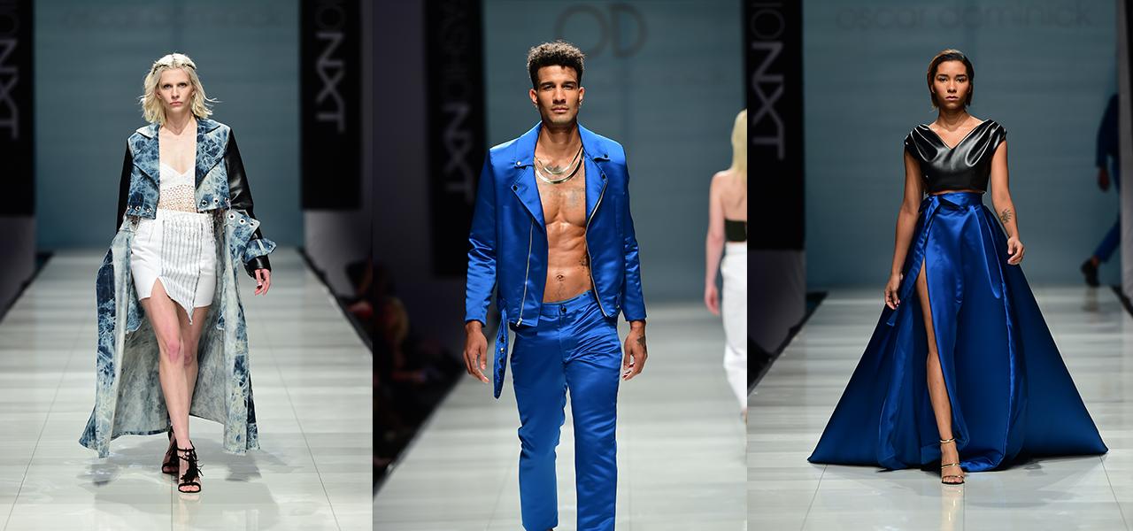 Emerging Designer Peoples Winner Oscar Dominick l Portland Fashion Week