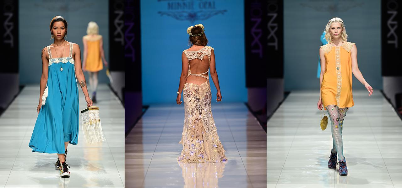 Emerging Designer Winner Minnie Opal Portland Fashion Week