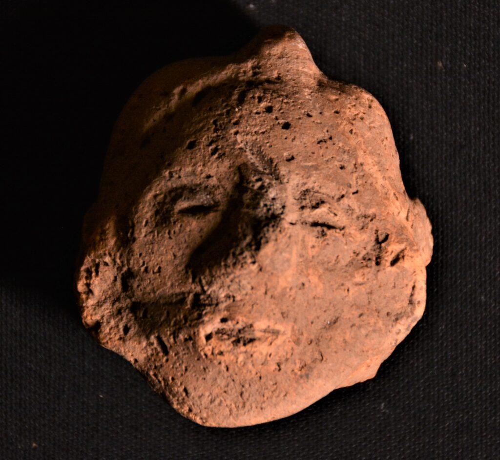 clay effigy