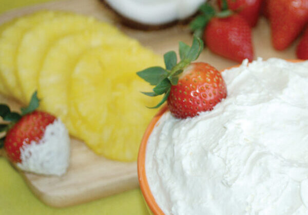 Pina Colada Sweet Treat