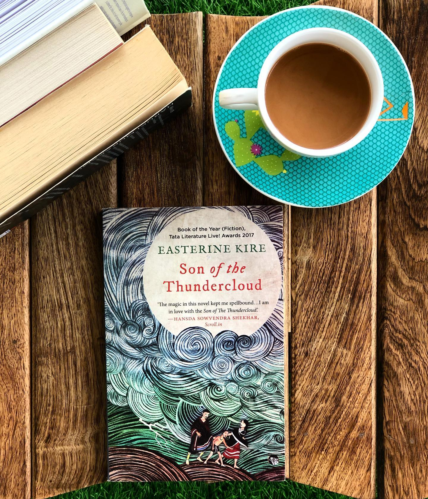 Son of the Thundercloud by Easterine Kire