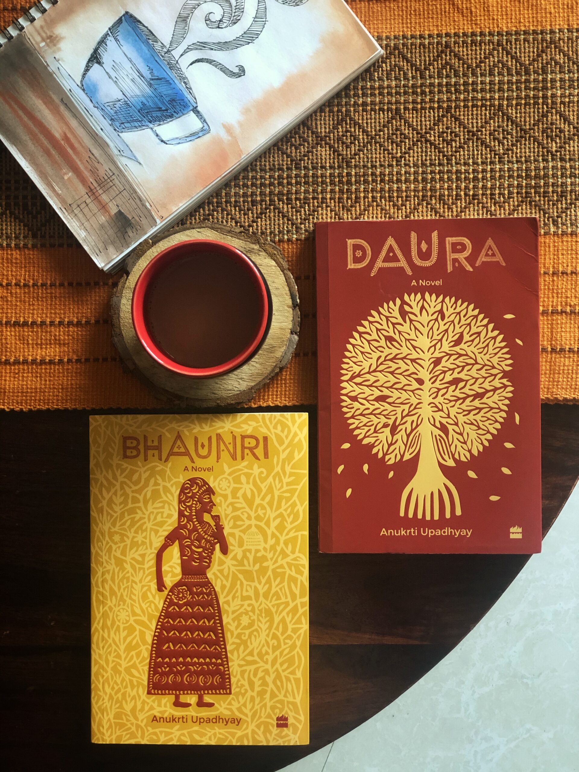 Book review of Bhaunri and Daura by Anukriti Upadhyay- magical fables from the state of Rajasthan