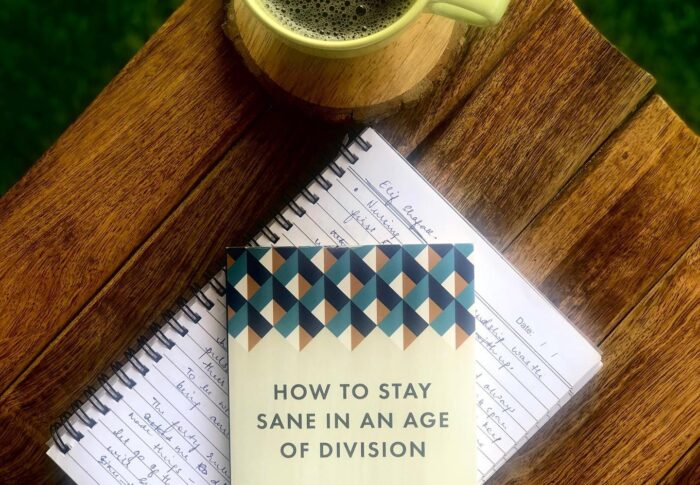 How to stay sane in an age of division by Elif Shafak- Need of the hour