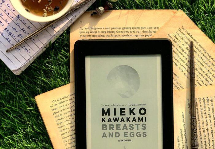 Breasts and Eggs by Mieko Kawakami
