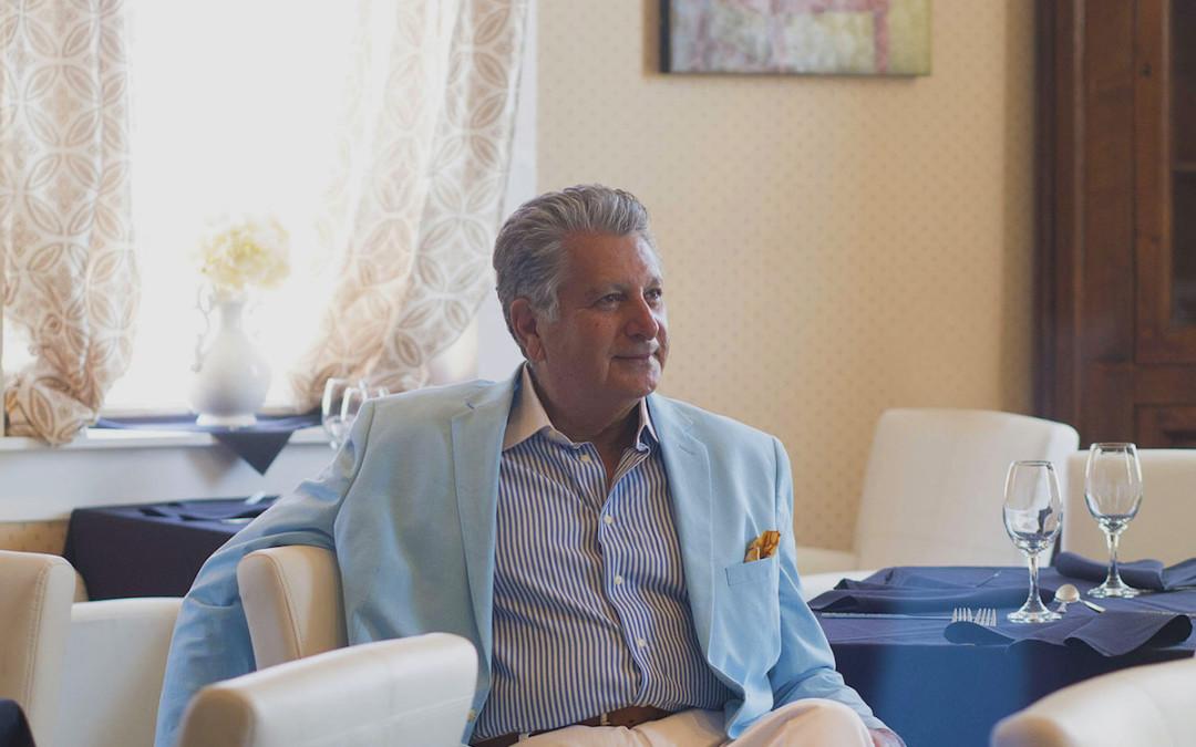 "Mediterranean Meets Main Street: A Review by ""Blue Ridge Now"""