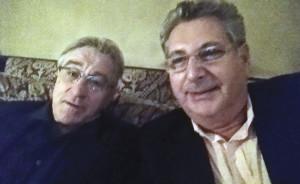 Renzo & Robert DeNiro   Renzo's Ristorante   Fine Dining   Hendersonville, NC
