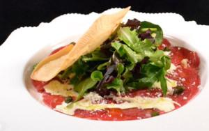 Beef Carpaccio | Renzo's Ristorante