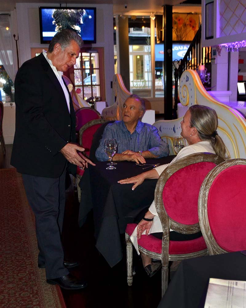 Renzo's Ristorante Happy Customers | Italian Fine Dining | Hendersonville, NC