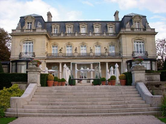 Le Parc, Les Crayères Reims