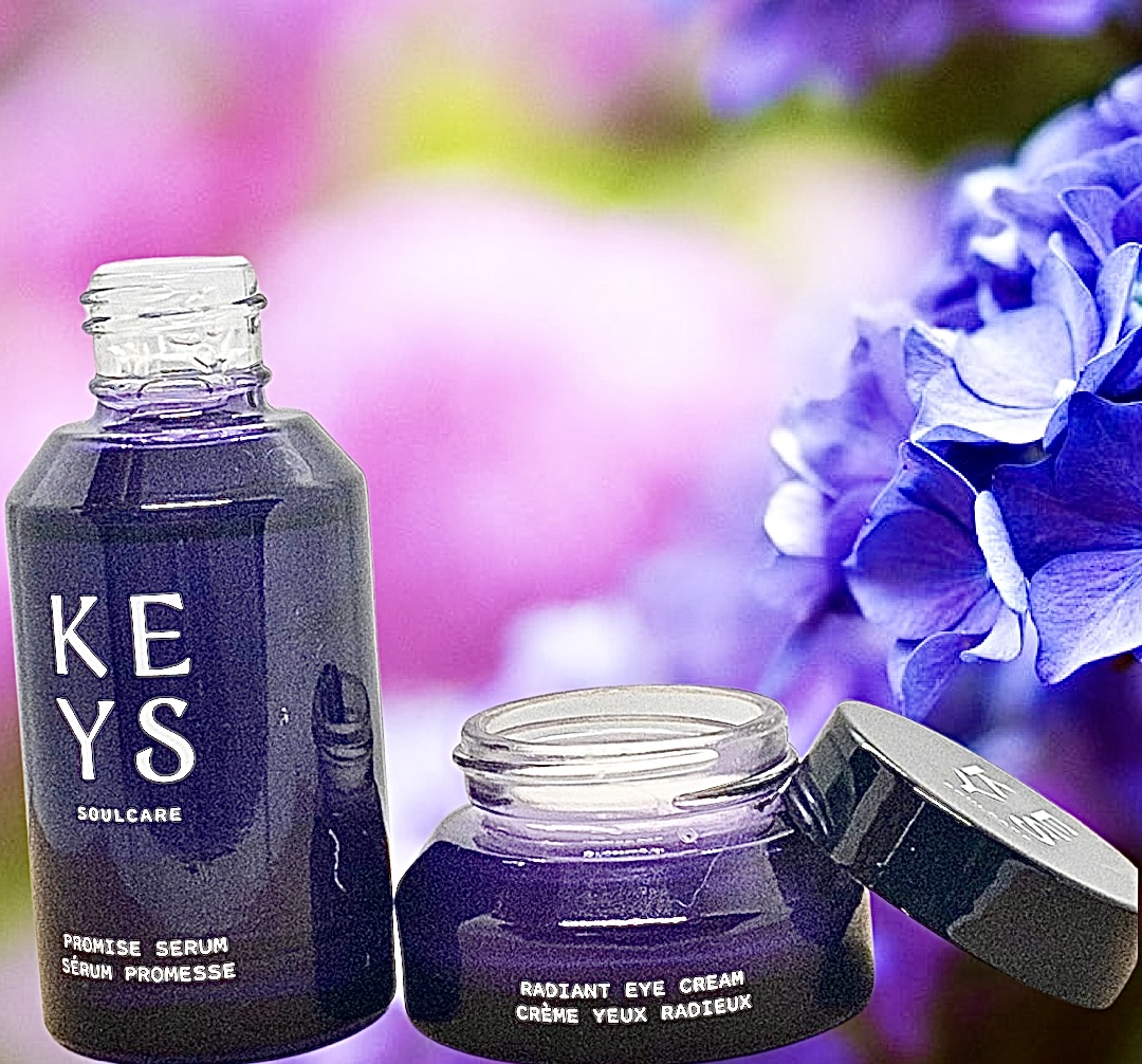 Keys Soulcare Promise Serum and Radiance Eye Cream