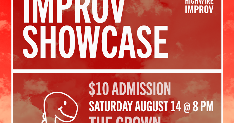 Improv Showcase at The Crown