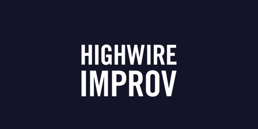 Highwire Presents: Improvised Theater at Mindpub