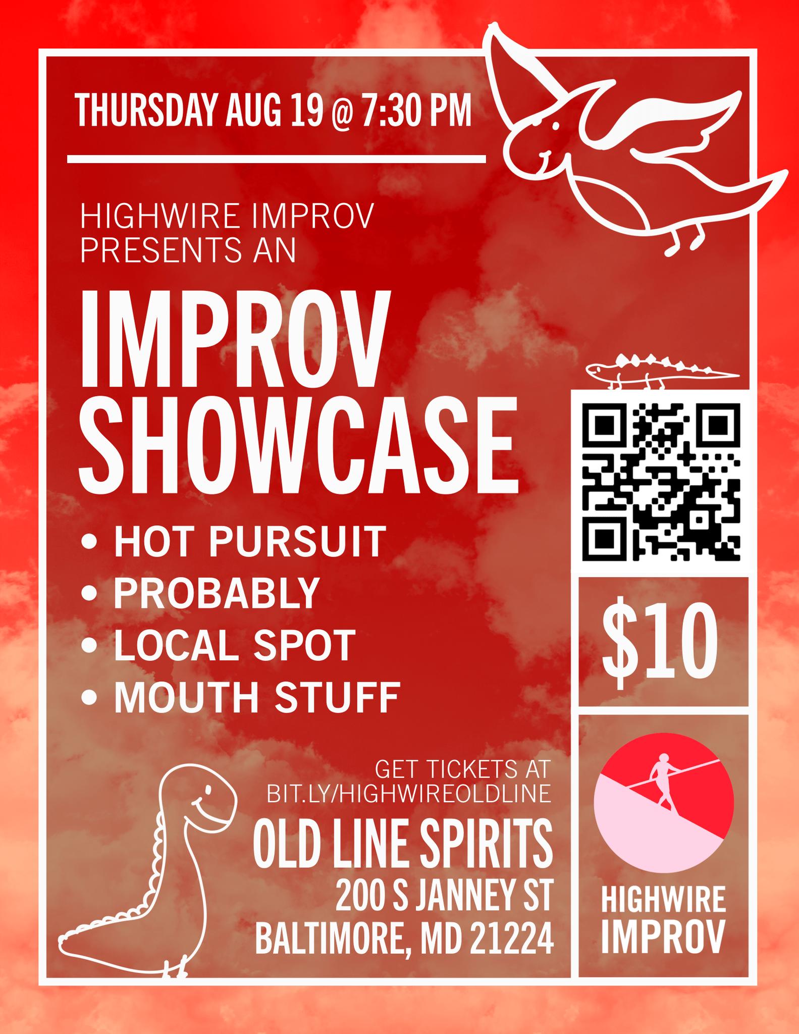 The Spirit of Improv