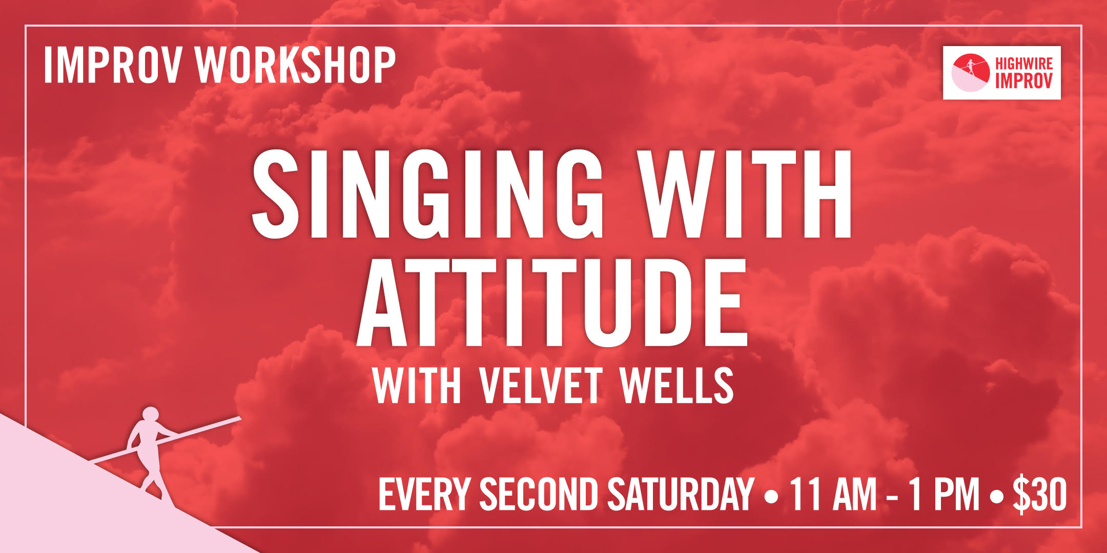 Singing with Attitude with Velvet Wells