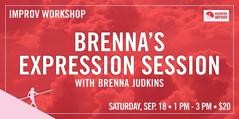 Brenna's Expression Session with Brenna Judkins!