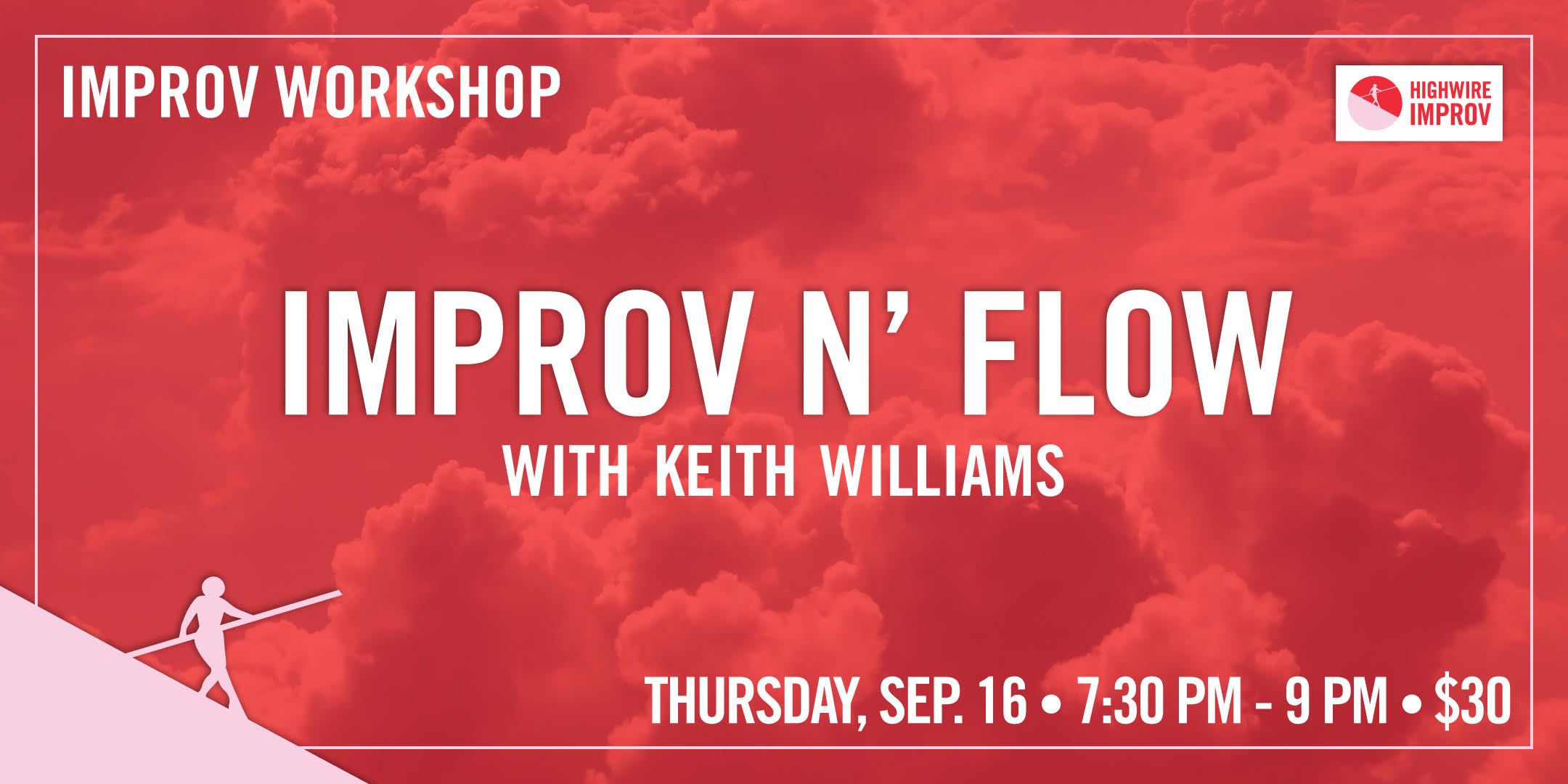 Improv N' Flow with Keith Williams